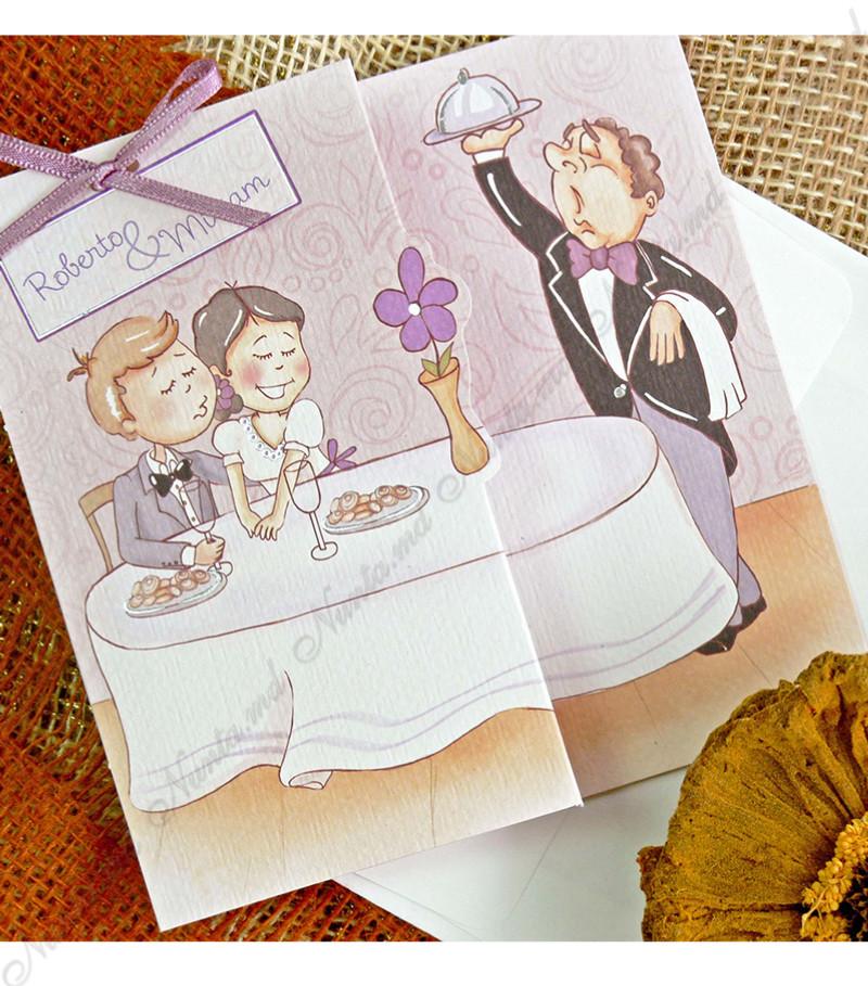 Прикольные приглашения на свадьбу